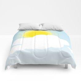 Spring Sunshine Comforters