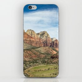 Zion Canyon iPhone Skin