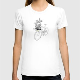 Wherever flowers go T-shirt