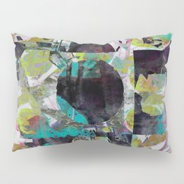 Infectious Infrastructure Pillow Sham
