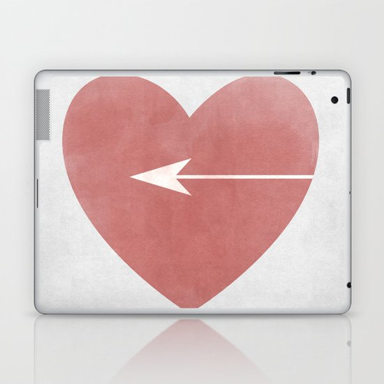 half of me Laptop & iPad Skin
