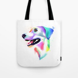Rainbow Libby Tote Bag