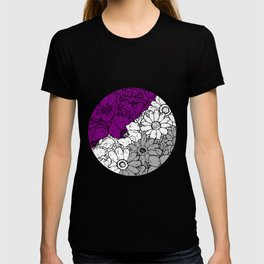 Asexual flowers T-shirt
