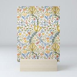 William Morris Flora Mini Art Print