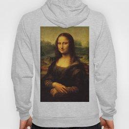 Mona Lisa Painting Hoody