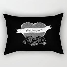 """Still into you"" - Pmore Rectangular Pillow"