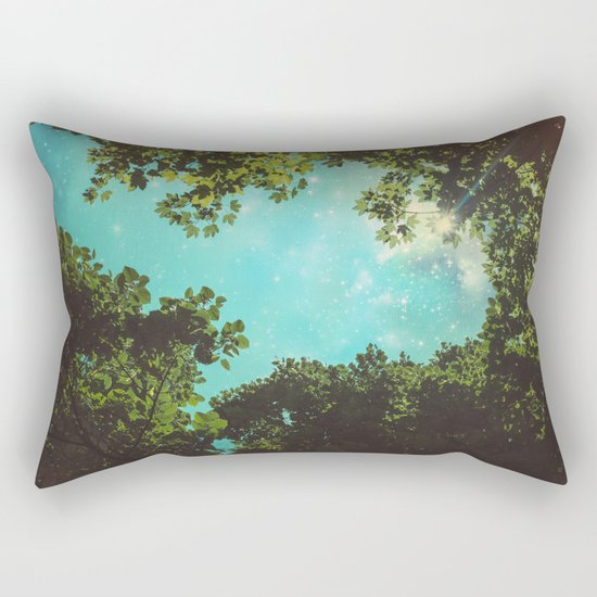 Starry Sky Rectangular Pillow