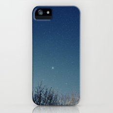 night/stars iPhone (5, 5s) Slim Case