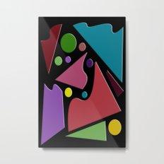 Abstract #307 Metal Print