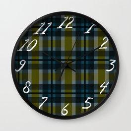 Keep Going 3 Wall Clock
