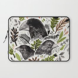 DARWIN FINCHES Laptop Sleeve