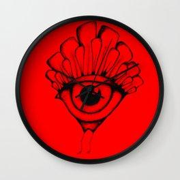 Peacock - Pavo real Wall Clock