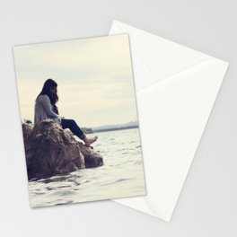 No Need to be Lonely. Stationery Cards