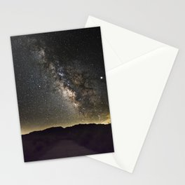 Galactic Core Stationery Cards