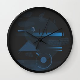 To Autumn #everyweek 44.2016 Wall Clock