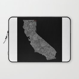 State Secrets - Minnesota Laptop Sleeve