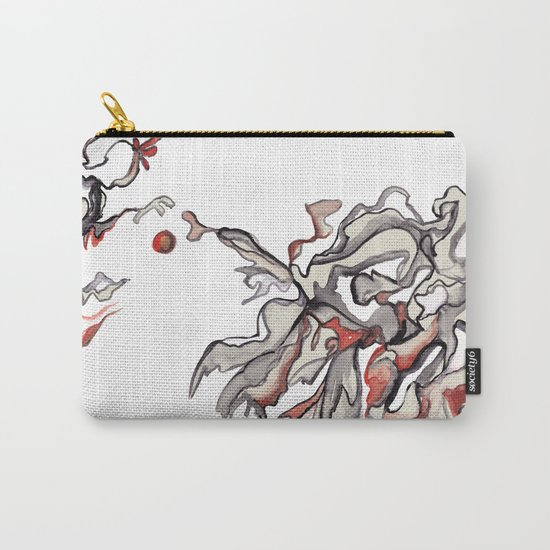 Apple of Discord Carry-All Pouch