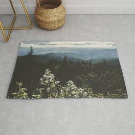 Smoky Mountains - Nature Photography Rug