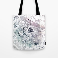 Universe in Progress Tote Bag