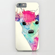 Watercolor Fawn iPhone 6s Slim Case