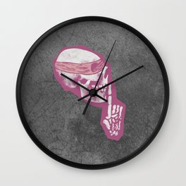Dead Quiet Wall Clock