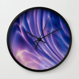 Splitting Shell Wall Clock