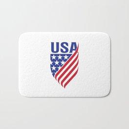 New USA Bath Mat