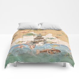 Sea dream Comforters