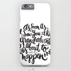 grand adventure Slim Case iPhone 6