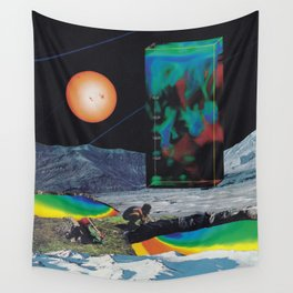 Monolith Wall Tapestry