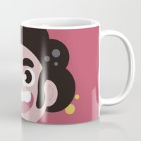 steven universe Mugs featuring Steven  by HypersVE