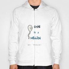 1 in Million Hoody