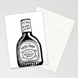 Home Grown BBQ Stationery Cards