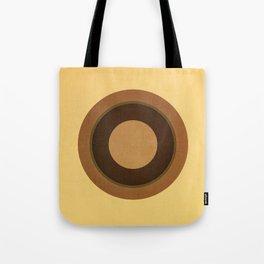 Circular Brownies Tote Bag