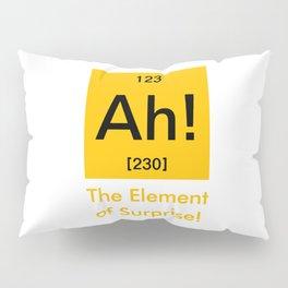 Ah element of surprise Pillow Sham
