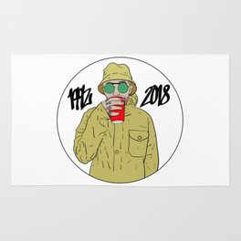 Mac Miller R.I.P 1992 - 2018 Rug