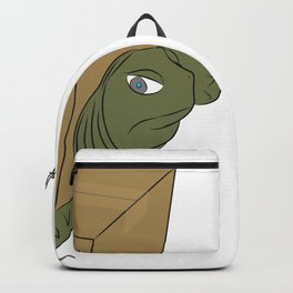 Boxed Turtles Moving Co. Backpack
