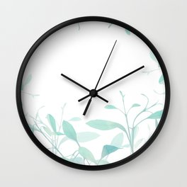 nature connection Wall Clock