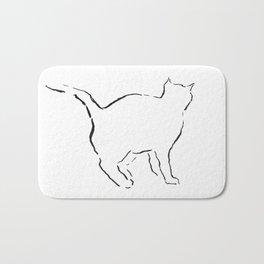 Cat 6 Bath Mat