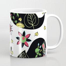 Paisley pattern #4D2 Coffee Mug