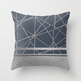 Silverado: Gun Metal Throw Pillow