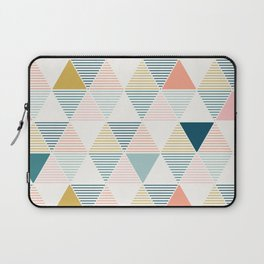 Modern Geometric Laptop Sleeve