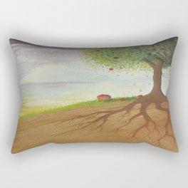 hillside Rectangular Pillow