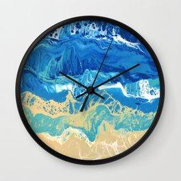 Sandbridge Wall Clock