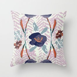 Oh Velvet Throw Pillow
