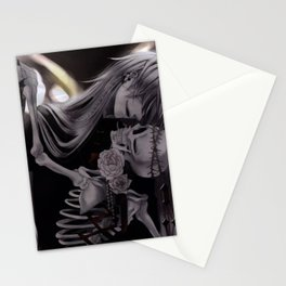 dance with death Stationery Cards