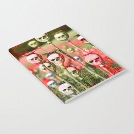 papi flower Notebook