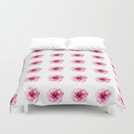 It Might Be Over Soon Duvet Cover