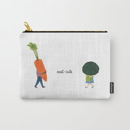 Meet Cute Carry-All Pouch