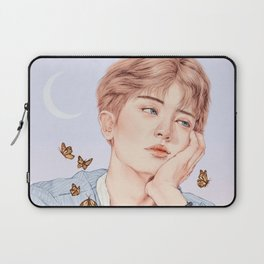 butterfly boy [chanyeol exo] Laptop Sleeve